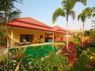 Thai Thani Pool Villa Resort   Pattaya Hotel