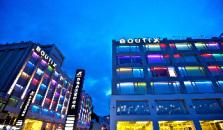Boutix Resort Hotel Yehliu - hotel Taipei