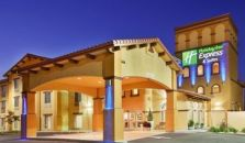 HOLIDAY INN EXPRESS HOTEL & SUITES WILLOWS - hotel Willows