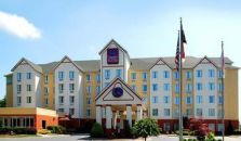 COMFORT SUITES AIRPORT - hotel Charlotte