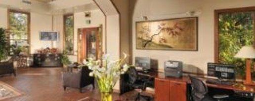Dinah S Garden Hotel Trader Vic S Hotel In Palo Alto California