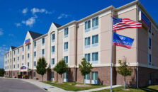 CANDLEWOOD SUITES LINCOLN - hotel Lincoln