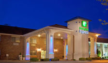 HOLIDAY INN EXPRESS LINCOLN - hotel Lincoln