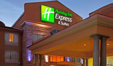HOLIDAY INN EXPRESS HOTEL & SUITES LAFAYETTE-SOUTH - hotel Lafayette