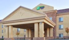 HOLIDAY INN EXPRESS HOTEL & SUITES MERCED - hotel Merced