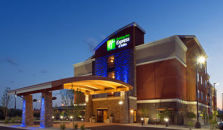 HOLIDAY INN EXPRESS & SUITES B - hotel Butte