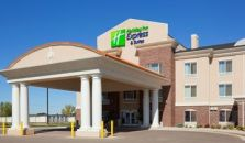 HOLIDAY INN EXPRESS HOTEL & SUITES MINOT SOUTH - hotel Minot