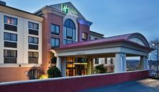 HOLIDAY INN EXPRESS HOTEL & SUITES GREENVILLE-DOWNTOWN - hotel Greenville