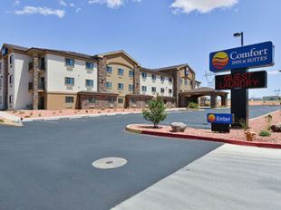 Comfort Inn Suites Page Hotel