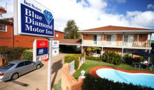 B.W BLUE DIAMOND MOTOR INN - hotel Dubbo