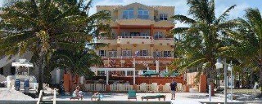 Beach Resort Hotel In Caye Caulker