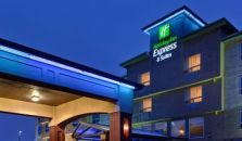 HOLIDAY INN EXPRESS HOTEL & SUITES EDMONTON-AT THE MALL - hotel Edmonton