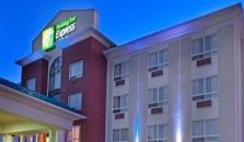 HOLIDAY INN EXPRESS HOTEL & SUITES EDSON - hotel Edson