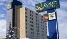 Quality Hotel & Conference Centre - hotel Grande Prairie