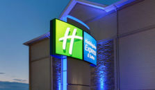 HOLIDAY INN EXPRESS & SUITES FREDERICTON - hotel Fredericton
