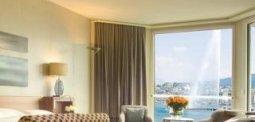 Grand Hotel Kempinski Geneva Hotel In Geneva Geneva Geneve Cheap Hotel Price