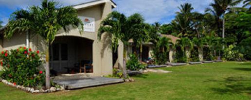 The Sunset Resort Hotel In Rarotonga Cheap Hotel Price
