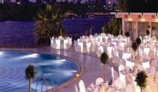 Grand Nile Tower Hotel - hotel Kairo