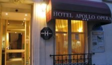 Apollo Opera - hotel Paris