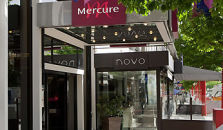 MERCURE ANGERS CENTRE FOCH - hotel Angers