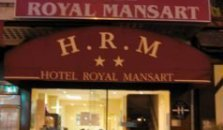 Royal Mansart - hotel Paris