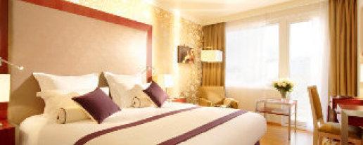 Relais Spa Paris Roissy Cdg Hotel In Charles De Gaulle Airport