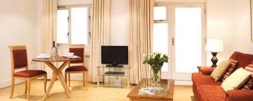 Marlin Apartments City Docklands London Hotel