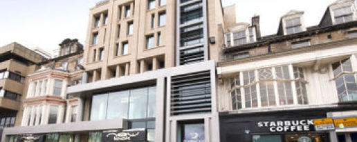 Premier Inn Edi City Centre Hotel In Edinburgh Scotland Cheap