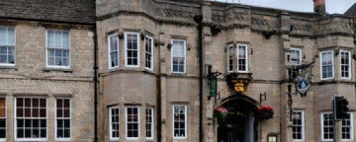 BEST WESTERN ANGEL & ROYAL HOTEL Hotel in Grantham, England