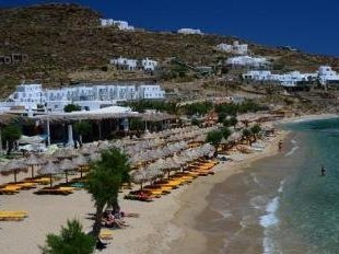 Paradise Beach Resort Mykonos Hotel