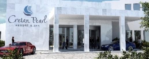 Cretan Pearl Resorts Spa Hotel In Chania Crete Cheap Hotel Price