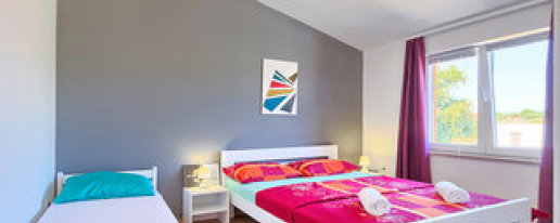 4s One Bedroom Hotel In Istria Cheap Hotel Price