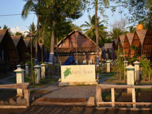 Turtle Beach Hotel Lombok