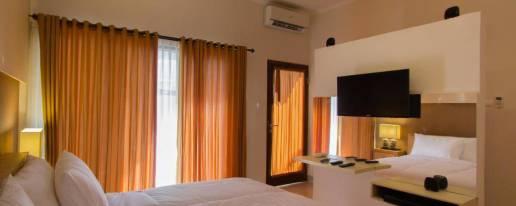 Karana Villa Bali Hotel In Denpasar Bali Cheap Hotel Price