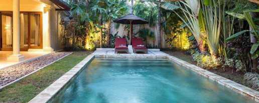 Bali Zen Villas Umalas Hotel In Kerobokan Bali Cheap Hotel Price