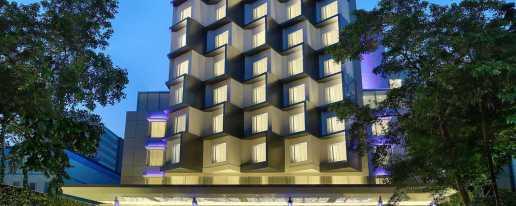 Holiday Inn Express Jakarta Wahid Hasyim Hotel Di Thamrin Pusat Jakarta Harga Hotel Murah
