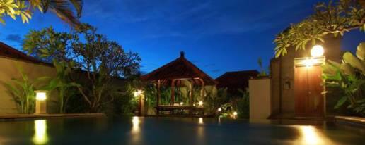 Bali Nyuh Gading Villas Hotel In Kerobokan Bali Cheap Hotel Price