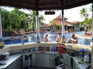 Kuta Beach Club Bali Hotel