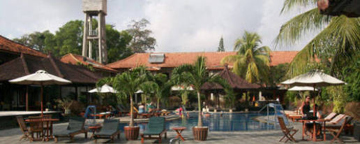 Kuta Beach Club Hotel In Bali
