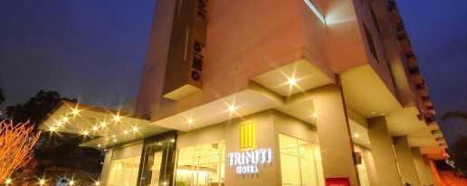 Triniti Hotel Jakarta Hotel In Gambir Central Jakarta Cheap Hotel Price