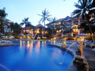 Sanur Paradise Plaza Suite Bali Hotel