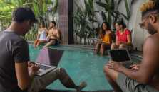 Tribe Theory - Entrepreneurs Hostel For Startups And Digital Nomads - hotel Bali