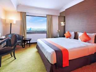Jakarta Airport Hotel Managed By Topotels Hotel In Soekarno Hatta Airport West Jakarta Cheap Hotel Price