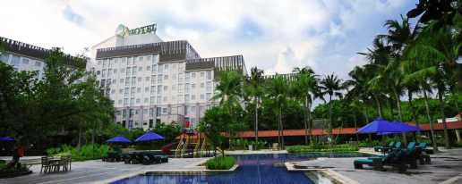 Discovery Hotel Convention Ancol Hotel In Ancol North Jakarta Cheap Hotel Price