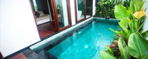Asuri Bali Villas Kuta Hotel In Legian Bali Cheap Hotel Price