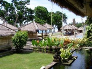 Pacific Beach Cottage Lombok Hotel