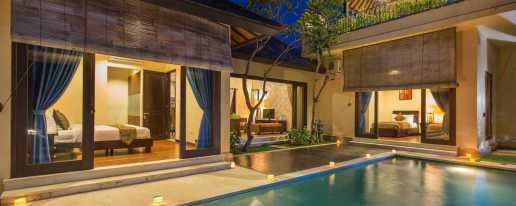 The Reika Villas Hotel Di Uluwatu Bali Harga Hotel Murah