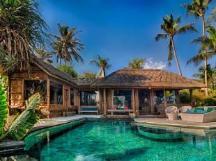 Sejuk Beach Villas Bali Hotel