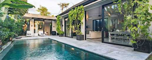 Nandi Villa Umalas Hotel In Kerobokan Bali Cheap Hotel Price