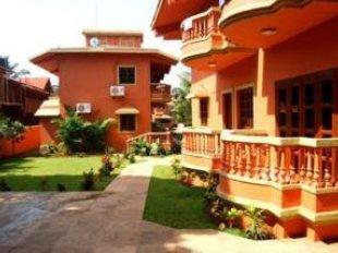 Ruffles Beach Resort Goa Hotel